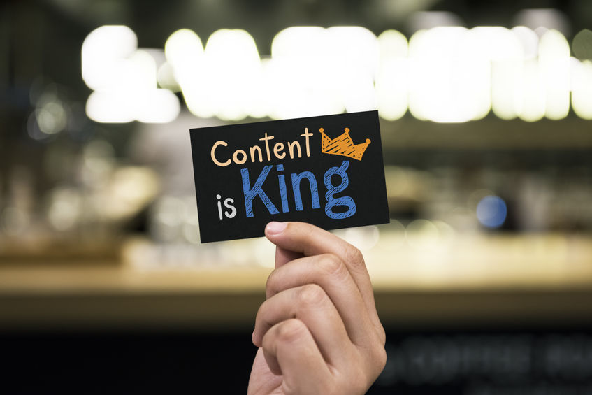 The Content Writer as the Unsung Hero